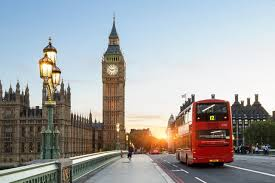 gap year taking a year off after college london big ben and traffic on westminster bridge