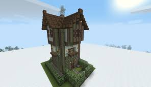 Minecraft Medieval House Designs Medieval Houses Bundle With Schematics Minecraft Project