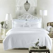 cotton sateen duvet cover queen 5 stars 80s 400tc 100 cotton luxury sateen fabric pure white