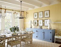 Rustic Dining Room Decorating Ideas With Chic Paint Inside The Fascinating Dining Room Idea Property