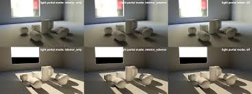 Maya Light Portal Aiphysicalsky And Portal Lights Autodesk