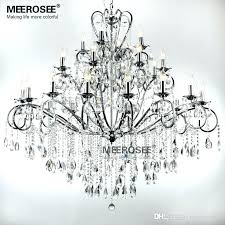 teardrop chandelier crystal chandeliers light fixtures contemporary parts for pieces black
