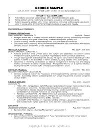 Branch Manager Resume Sample Best Branch Manager Resume Example