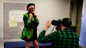 Crispy Sharp Film BFI Flare Kate Bornstein is a Queer and.