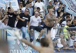 Lazio fans in Rome accused of anti-Semitic, racist chants