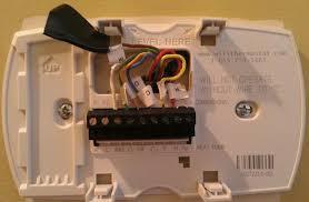 question regarding a honeywell thermostat, wiring the new unit Honeywell Thermostat Wire Colors name newhoneywellsetup jpg views 5510 size 27 5 kb honeywell thermostat wiring colors