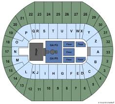 Pacific Coliseum Tickets And Pacific Coliseum Seating Chart