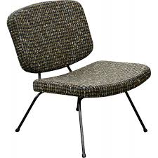 low chair cm 190 by pierre paulin thonet 1950s