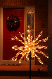 led lights expert outdoor lighting advice single starburst holiday light