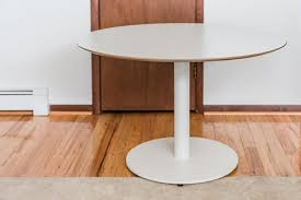 Round coffee table, in perfect condition; How To Upgrade Your Ikea Billsta Table Dream Green Diy