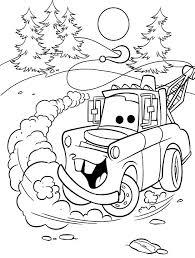 Cars Vind En Print Bliksemsnel Een Kleurplaat Ukkonl