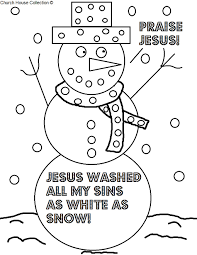 Sunday School Coloring Pages - menmadeho.me