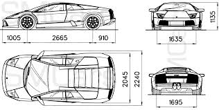 automobile blueprints car blueprints lamborghini pictures high quality blueprints collection to create models the best diagrams selection of internet blueprints lamborghini murcielago
