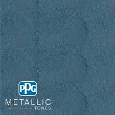 Ppg Metallic Tones 1 Gal Mtl137 Gilded Gold Metallic