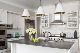 urban elegance transitional kitchen chicago by wendy inside grey countertops decor 9