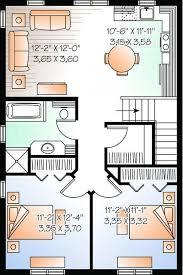 Floor Plan 2 Bedroom Apartment Remodelling