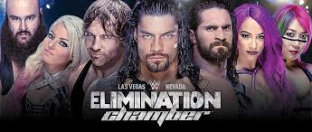 Wwe Elimination Chamber T Mobile Arena