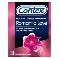 <b>Презервативы CONTEX Romantic Love</b>, 3 шт. — купить в ...
