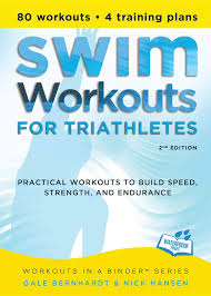 swim workouts for triathletes practical workouts to build sd strength and endurance workouts in a binder gale bernhardt nick hansen