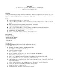 Sample Resume For Leasing Consultant Apartment Leasing Agent Resume Leasing Professional Resume Real