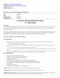 Resume Examples For Freshers Mba Marketing Resume format for Freshers Awesome Disney Resume 38
