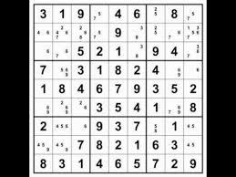 Sudoku Puzzel Solver Sudoku Puzzle Solving Animation Youtube