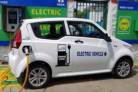 electric cars in india adoption