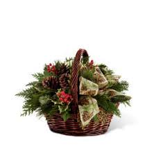 the ftd coziness bouquet