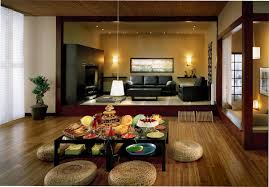 Interior:Classic Charming Chinese Interior Design Themes Idea Country Asian  Dining Room Interior Design Idea