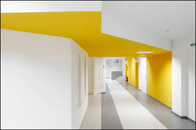 Destroying Form With Color SSST UNIVERSITY INTERIOR Office Work Extraordinary Interior Design School Dc Painting