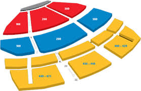 The Electric Factory Seating Chart Seating Chart American Music Theatre