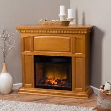 electric fireplace oak elegant oak electric fireplace with mantel fireplace ideas