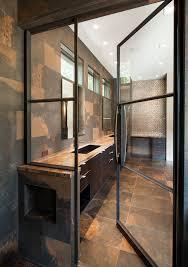 view shower sauna