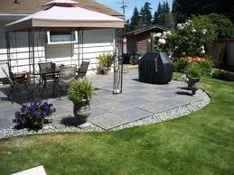 Easy Patio Decorating Front Yard Patio Ideas Best Small Front Yard Landscaping