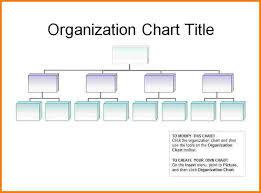 Microsoft Org Chart Template Free Printable Organizational Chart Template Rome