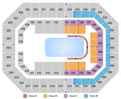 Cirque Crystal Int Zone Seating Chart Interactive