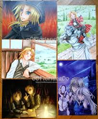 ooflorianeoo s journal  posters of final fantasy ix fullmetal alchemist and the last story