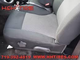 chevy 60 40 seat covers 2009 used chevrolet colorado 4wd crew cab 126 0 lt w