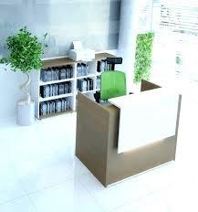 small reception desk small salon reception desk best small reception desk  ideas on salon reception model