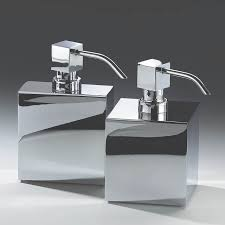 modern bathroom accessories. Harmony 414 Soap Dispenser In Chrome Modern Bathroom For Contemporary Accessories