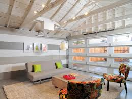 15 Home Garages Transformed Into Beautiful Living Spaces | Living ...