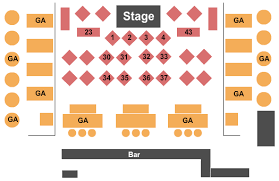 Bonney Field Sacramento Seating Chart Punch Line Comedy Club Seating Chart Sacramento