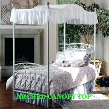 Canopy Tops For Twin Beds Best Of Canopy Twin Bed With Best Cute ...