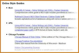 Awesome Collection Of Examples Apa Style Citations Website Mla
