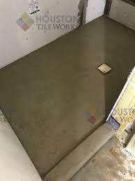 medium size of shower tray custom made cost solid surface pan durock construction kerdi base kit