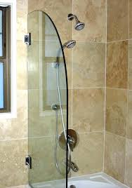 glass shower partition wall from with door cost frameless glass shower partition enclosures china cost kolkata