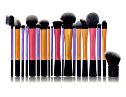 makeup brush set for