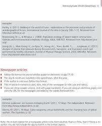 Referencing Handbook Apa 6th Harvard Style Pdf