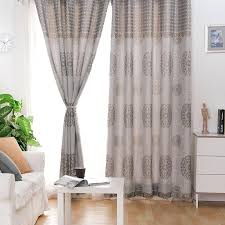 privacy curtain for bedroom gray poly linen privacy curtain for living room  or bedroom privacy curtain . privacy curtain for bedroom ...