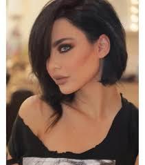 قمر بتسريحة شعر قصيرة على خطى نادين نجيم مجلة سيدتي